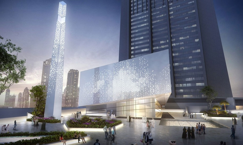 Interview with the Architect: Enayat Ghaedi on the DIFC Grand Mosque