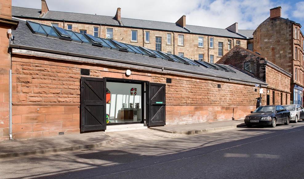 The Bath House, Glasgow.