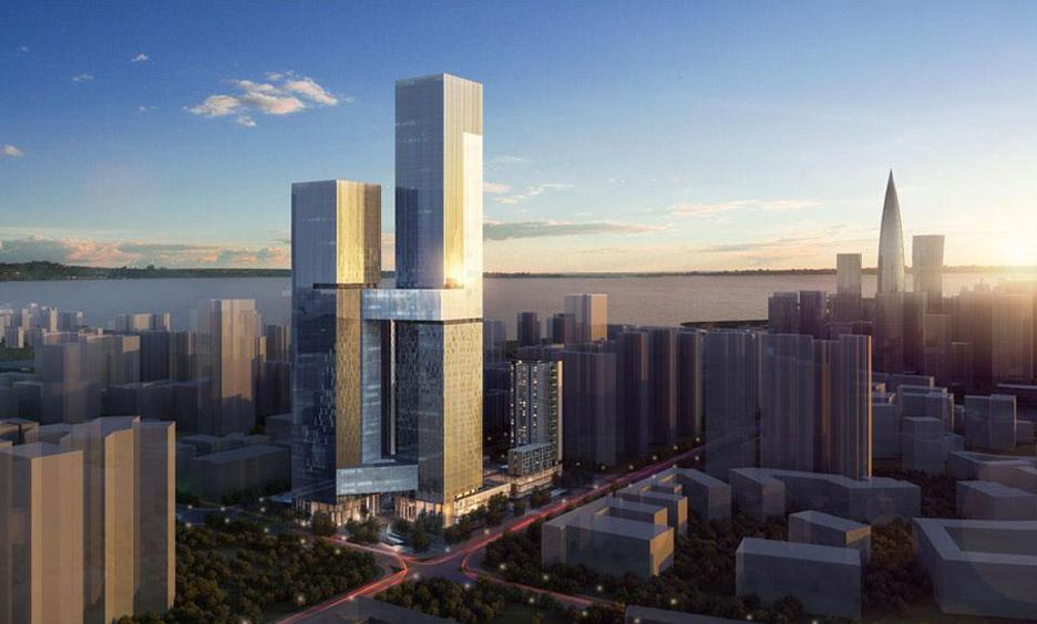 Shenzhen Skyscraper RMJM