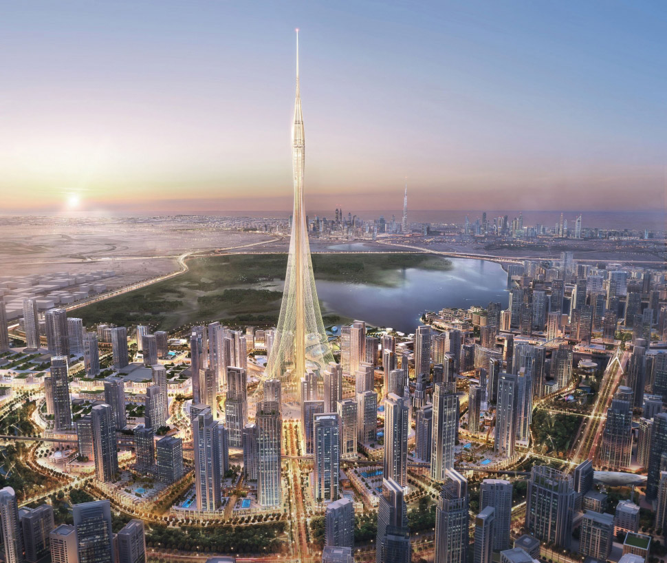 RMJM to Work on Emaar Properties' Latest Iconic Tower in Dubai