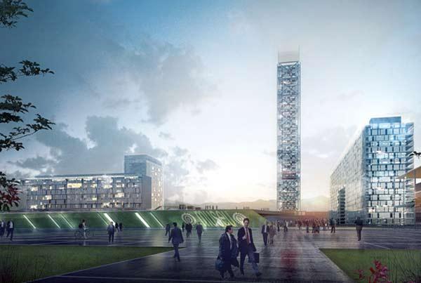 Olympic Precinct – Deodoro
