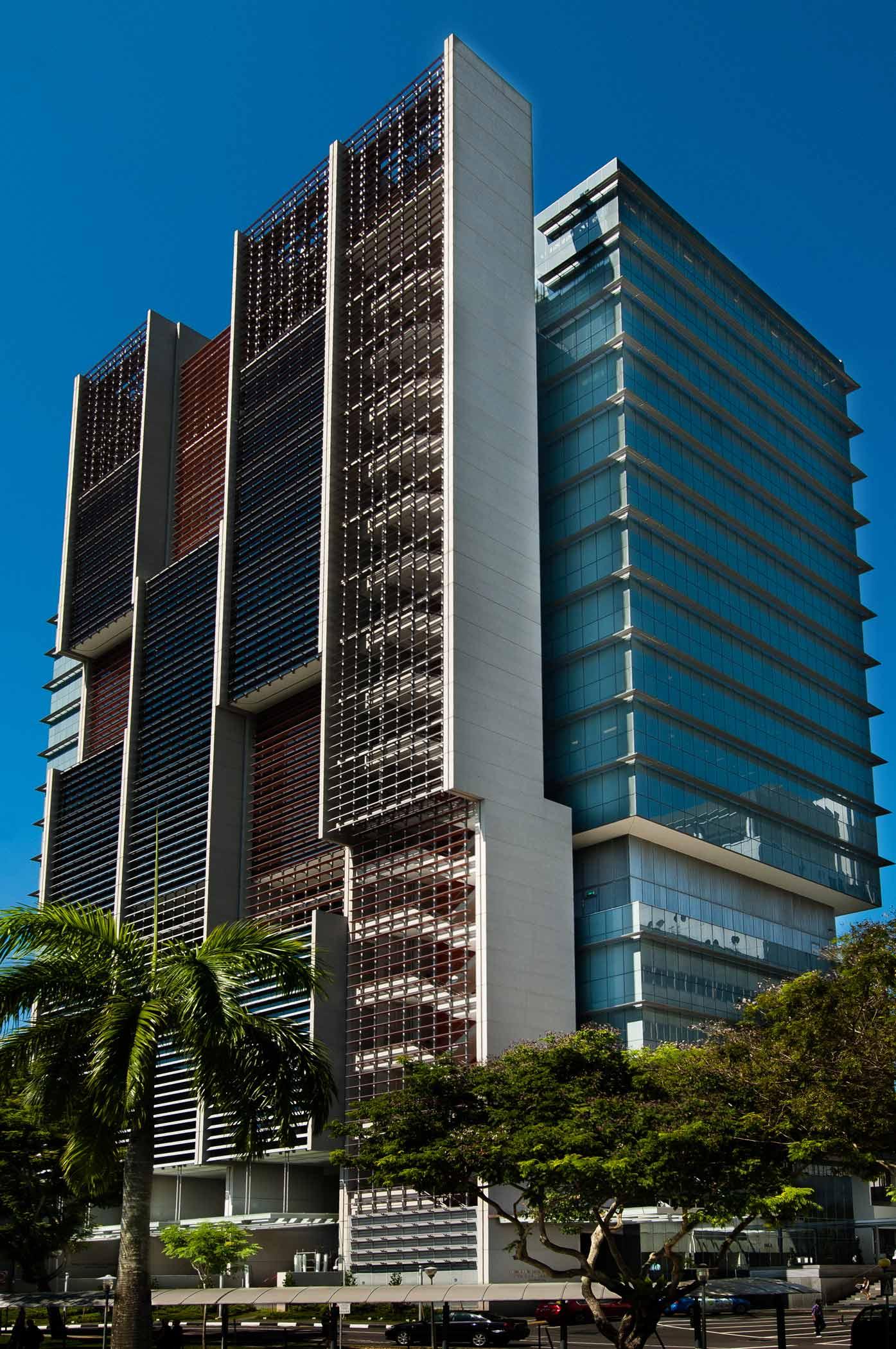 RMJM Completes National University of Singapore Development