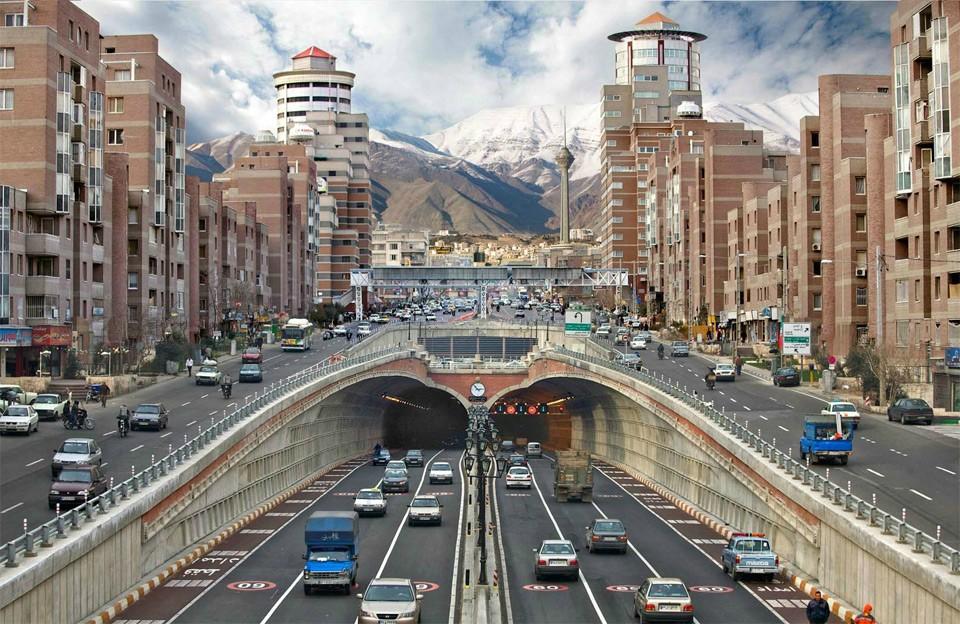 Iran: Urbanism and Architecture