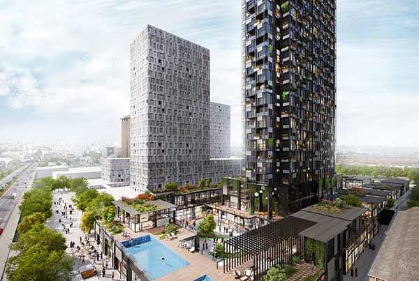 RMJM – Architectural Design