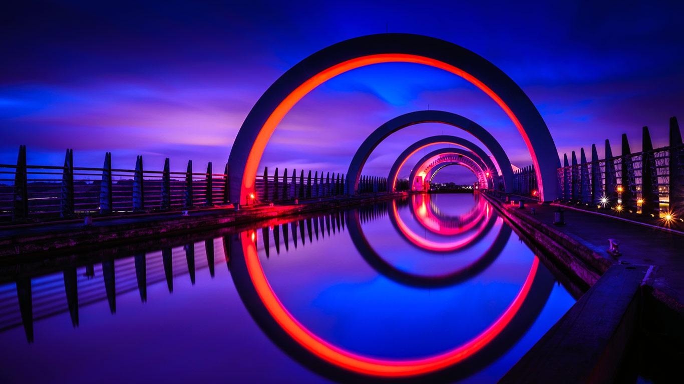 RMJM Archive: The Falkirk Wheel
