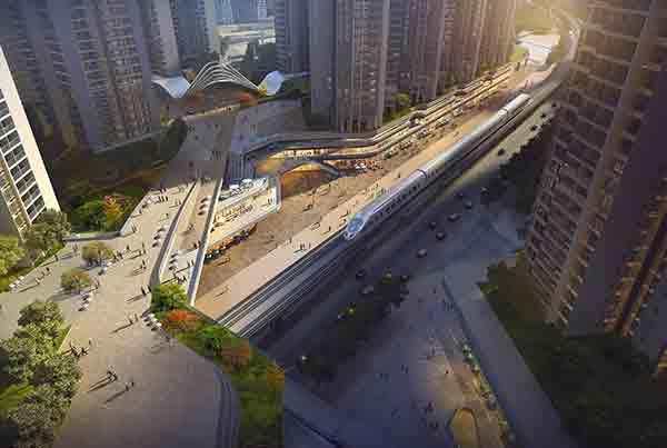 Shenzhen Metro Line 6 Development