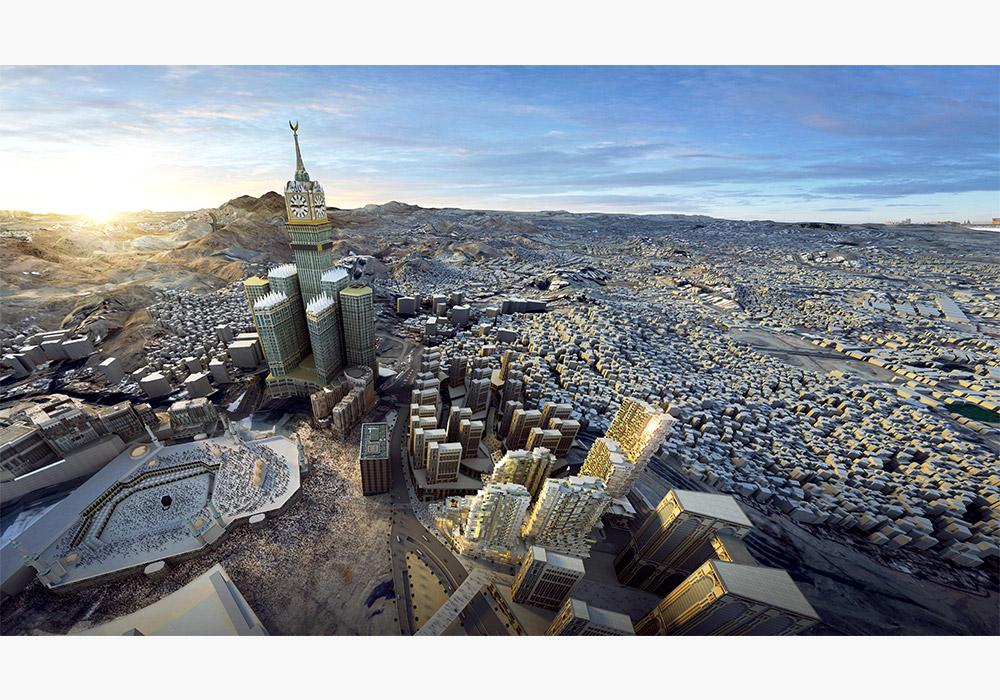 MAKKAH l U/C l Jabal Omar Project l 37 Towers - Page 42 - SkyscraperCity