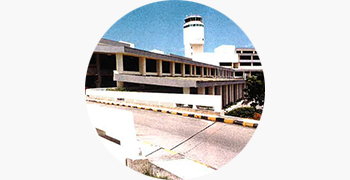 1985: The firm designs the second largest airport in Malaysia