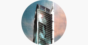 1997: The firm designs their first skyscraper in Philippines