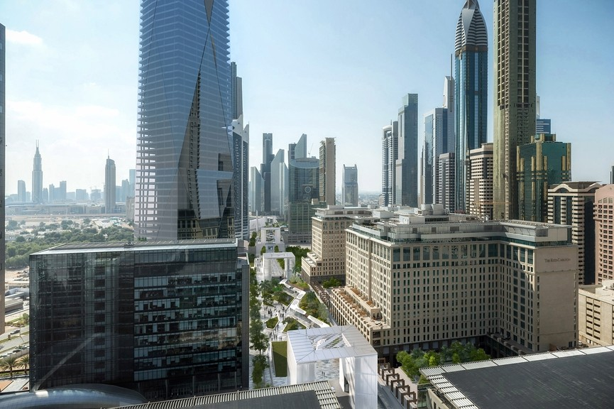 RMJM Wins Cityscape Award