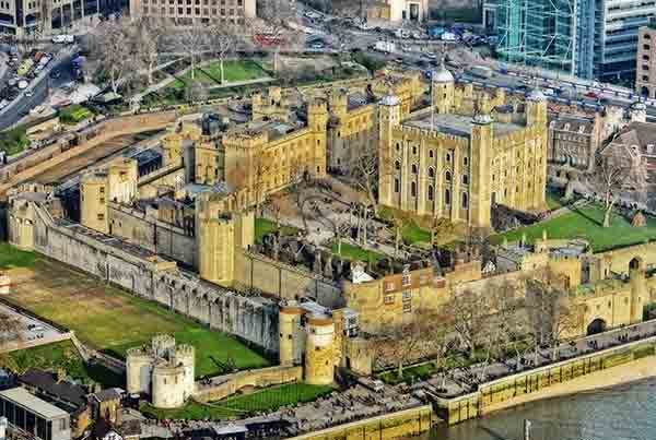 The Medieval Palace, Tower of London