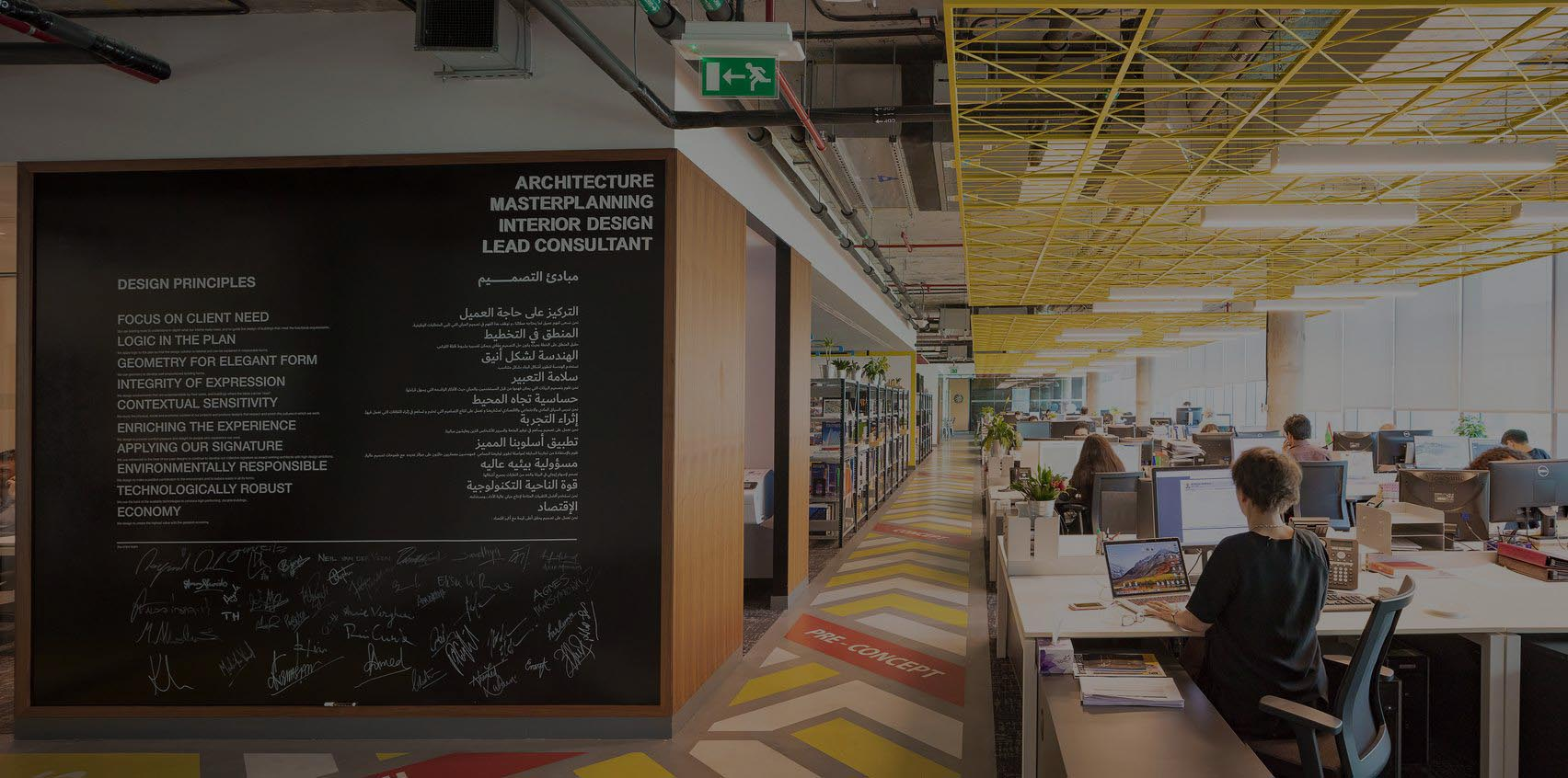 Can Space Efficiency Really Compromise Wellbeing at Work?