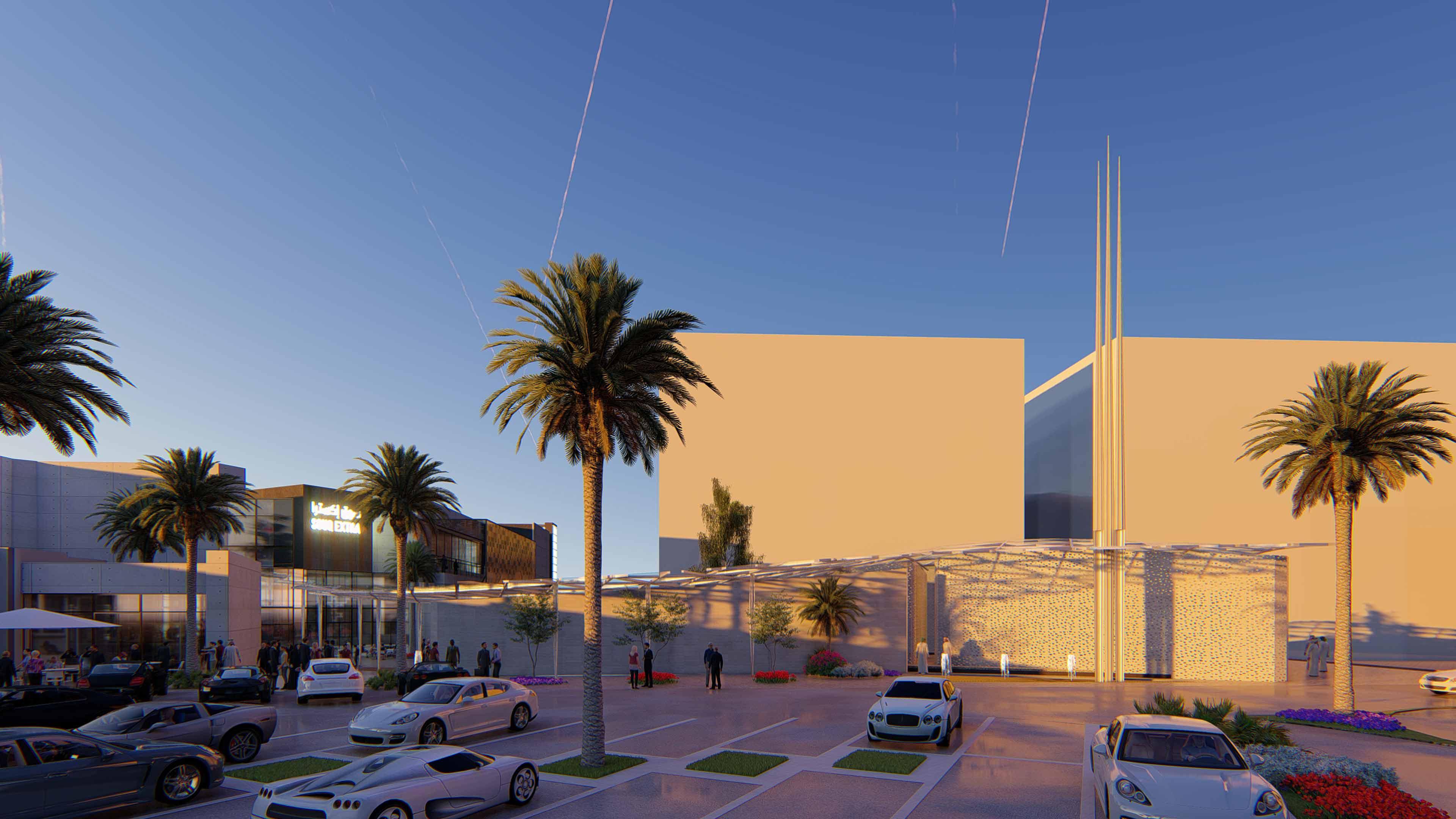 RMJM breaks ground on Souq Extra Dubai development