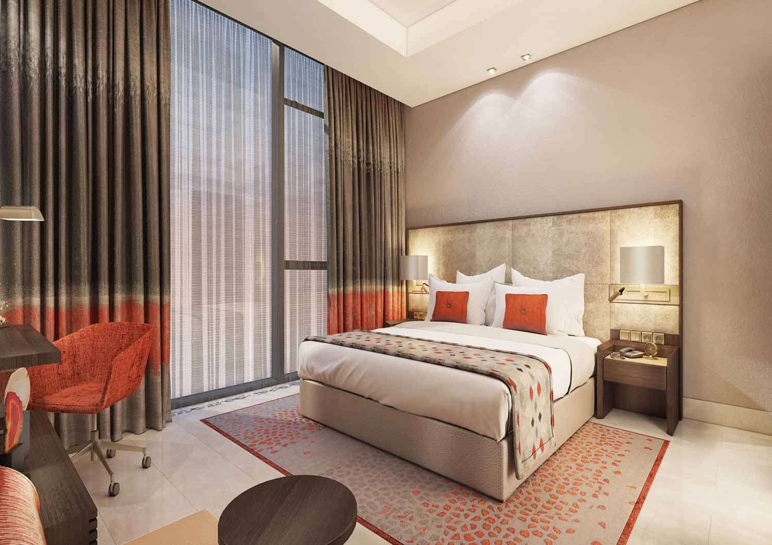 Budget hotel design how to change common perceptions for Decor hotel feira