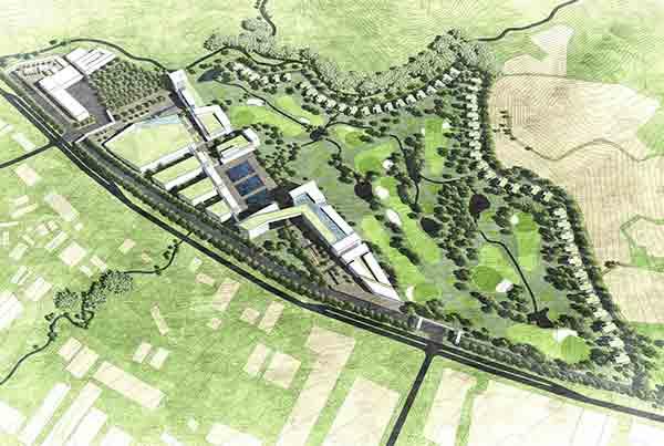 IBB University Masterplan Concept – Nigeria