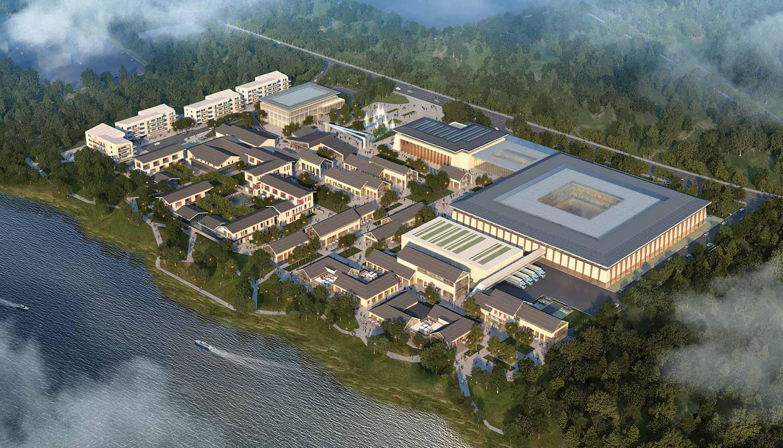 Huafa Linzhi Mixed-Use Development moves forward