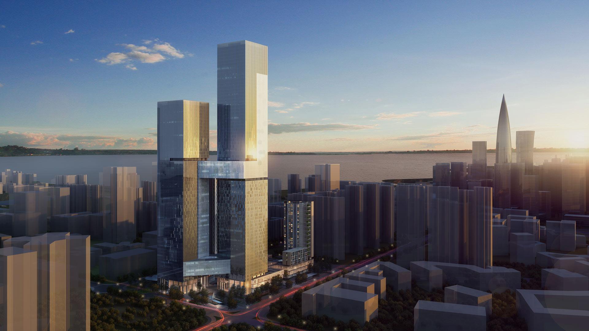 RMJM attends Global Tall Building Studio