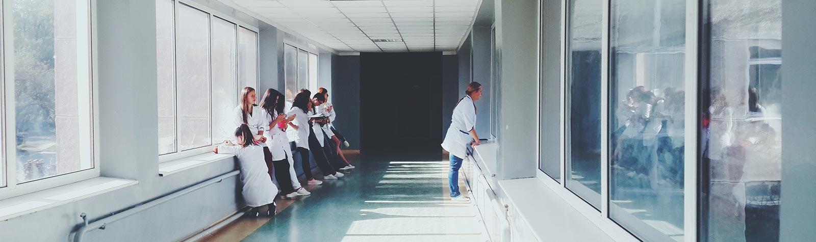 Hospital Construction: Renovating pre-existing buildings