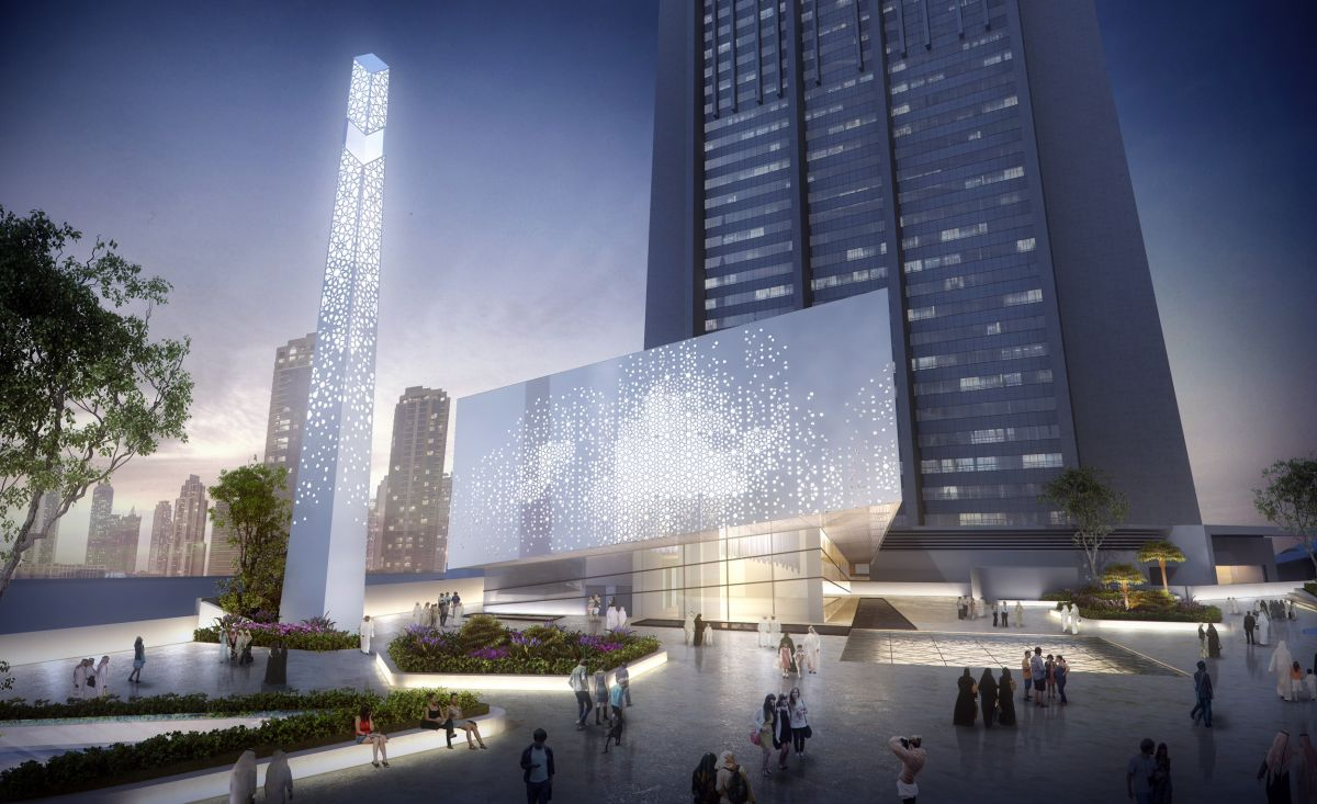Stunning DIFC Grand Mosque Opens to the Public