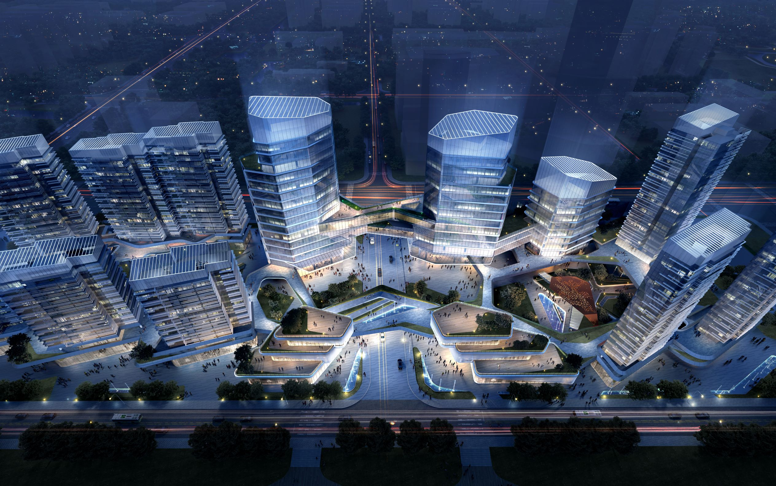 RMJM RED Win Competition for Ningbo-based Innovation Centre
