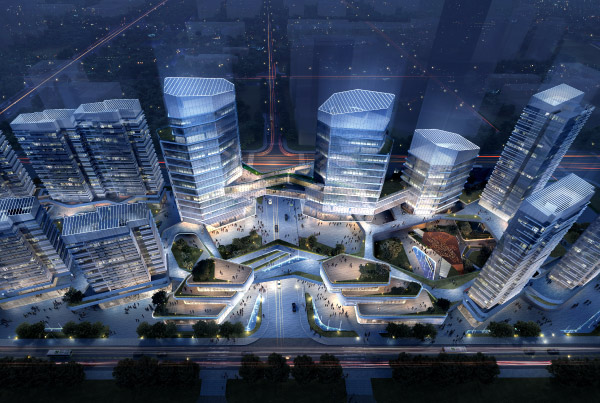 Ningbo Yongjiang Innovation Centre