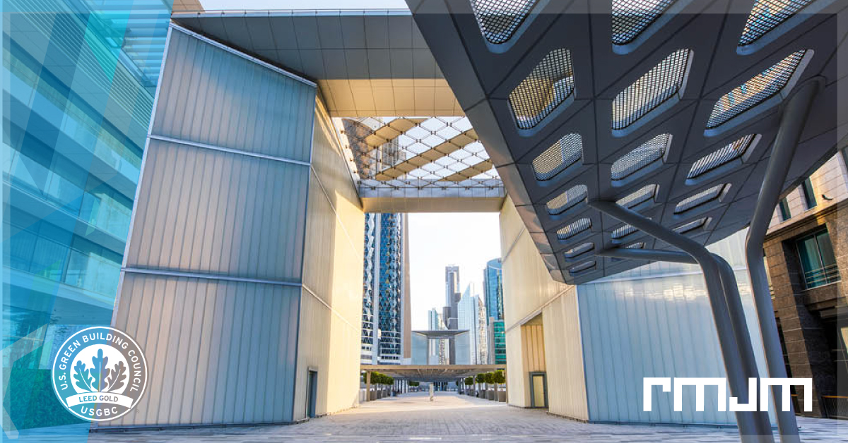 LEED Gold Certification Awarded to Landmark DIFC Gate Avenue Project