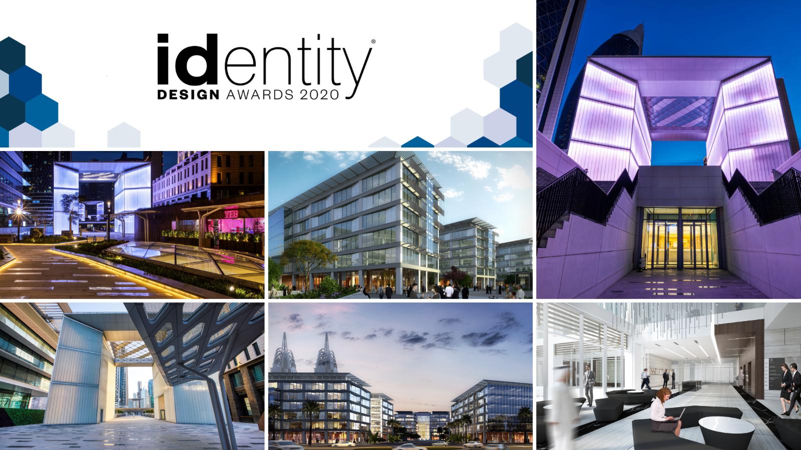 RMJM Dubai Make identity Design Awards Shortlist Twice!