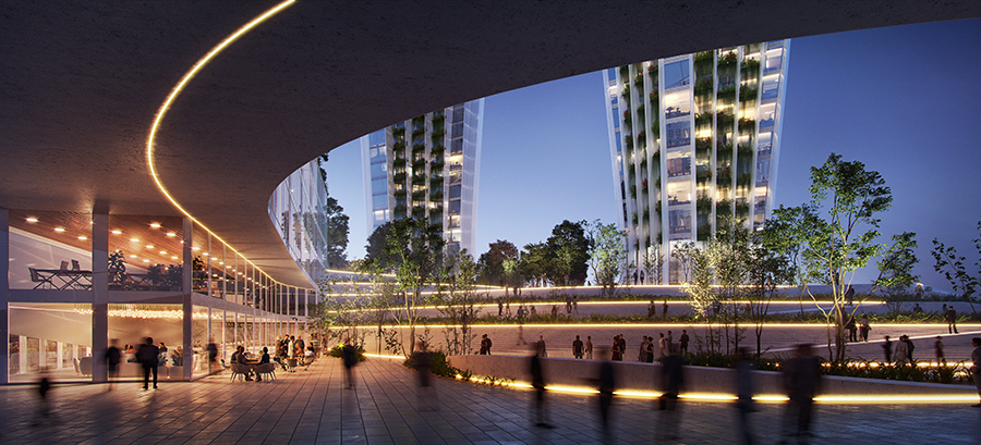 Interview with an Architect: Discussing The Gdynia Project with Luca Aldrighi