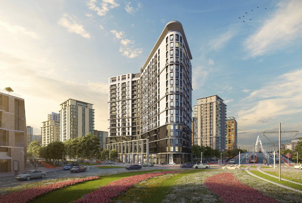 Belgrade Waterfront Metropolitan